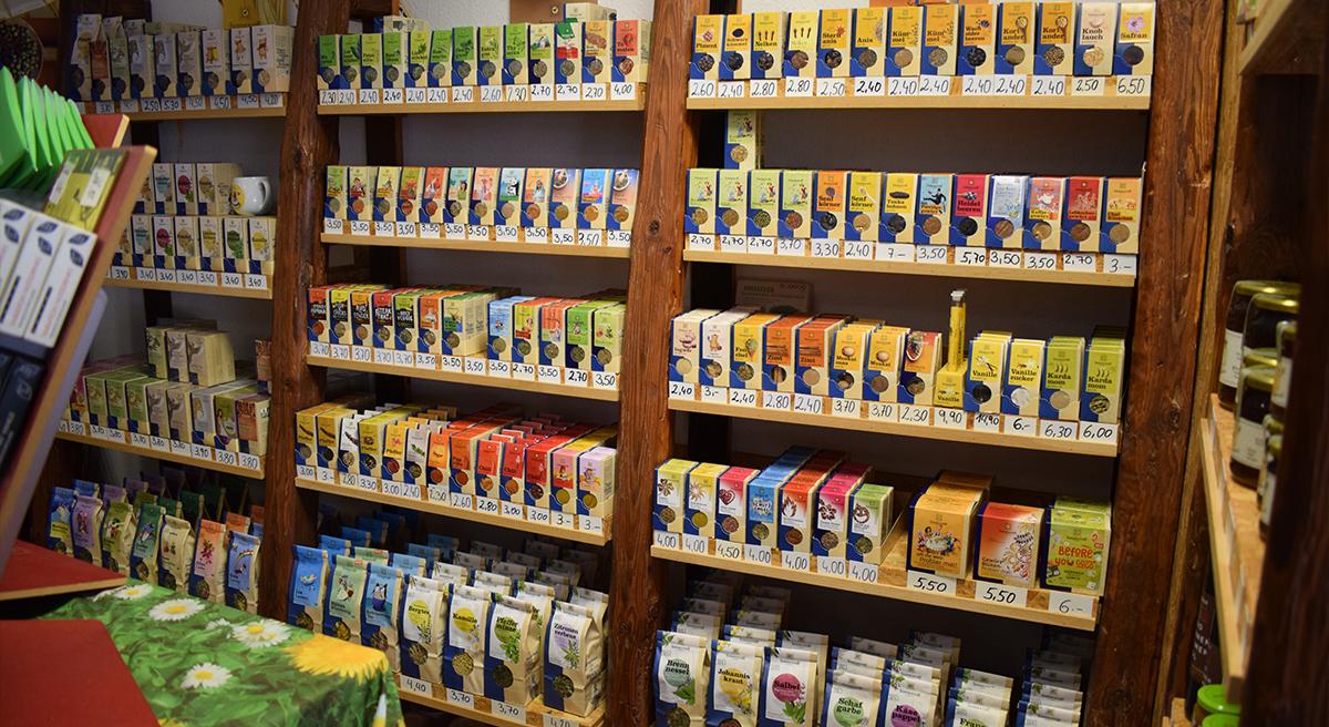 Sonnentor-Produkte